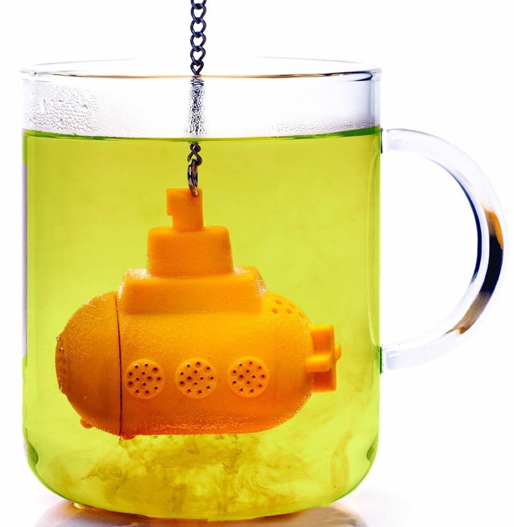 خرید پستی ارزان چای ساز شخصی طرح زیردریایی