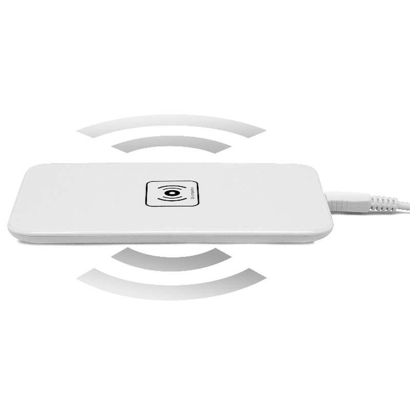 خرید پستی جدیدترین شارژر وایرلس گوشی موبایل به همراه کیت مخصوص