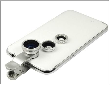 خرید پستی جدید ترین لنز دوربین برای تمامی موبایل ها 3in1