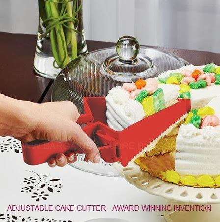 خرید اینترنتی برش کیک قابل تنظیم