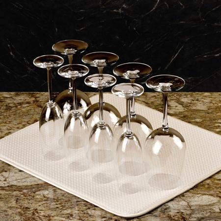 خرید اینترنتی جدیدترین حوله آبگیر ظروف Dish Drying Mat