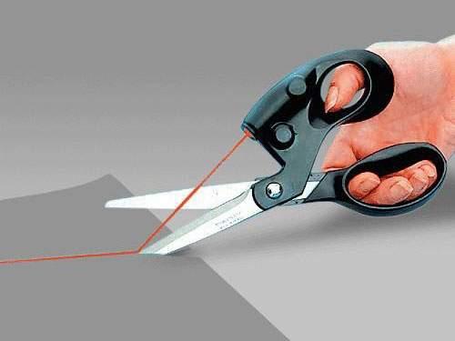 خرید پستی قیچی لیزری Laser Scissorsارزان