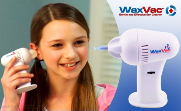 خرید اینترنتی جدید گوش پاک کن برقی Wax Vac