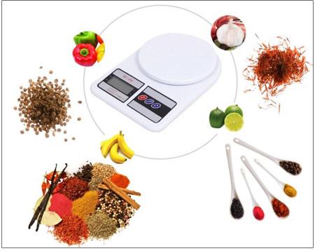 خرید اینترنتی جدید ترازوی آشپزخانه دیجیتال SF-400