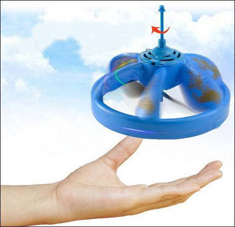 خرید اینترنتی جدید بشقاب پرنده سنسور دار Super Flying