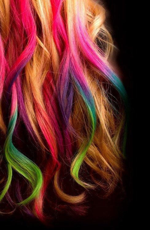 خرید اینترنتی ارزان گچ رنگ مو هات هیوس hair chalk hot huezجدید