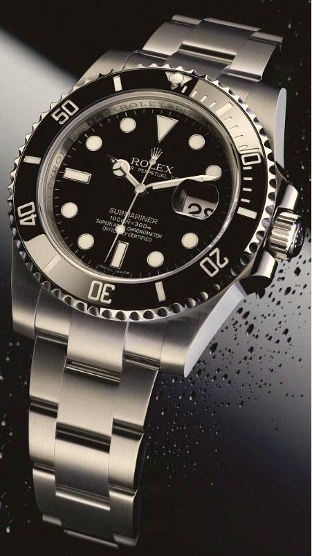 خرید اینترنتی جدید ساعت رولکس طرح مدل Submariner Date
