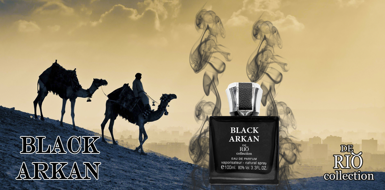 خرید اینترنتی جدید ادکلن Black Arkan