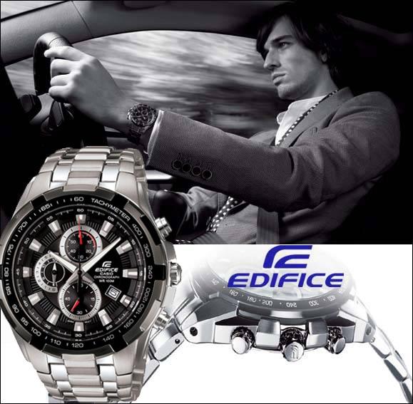 خرید اینترنتی جدید ساعت مچی كاسيو طرح ادیفایز ضدآب مدل ef-506ارزان