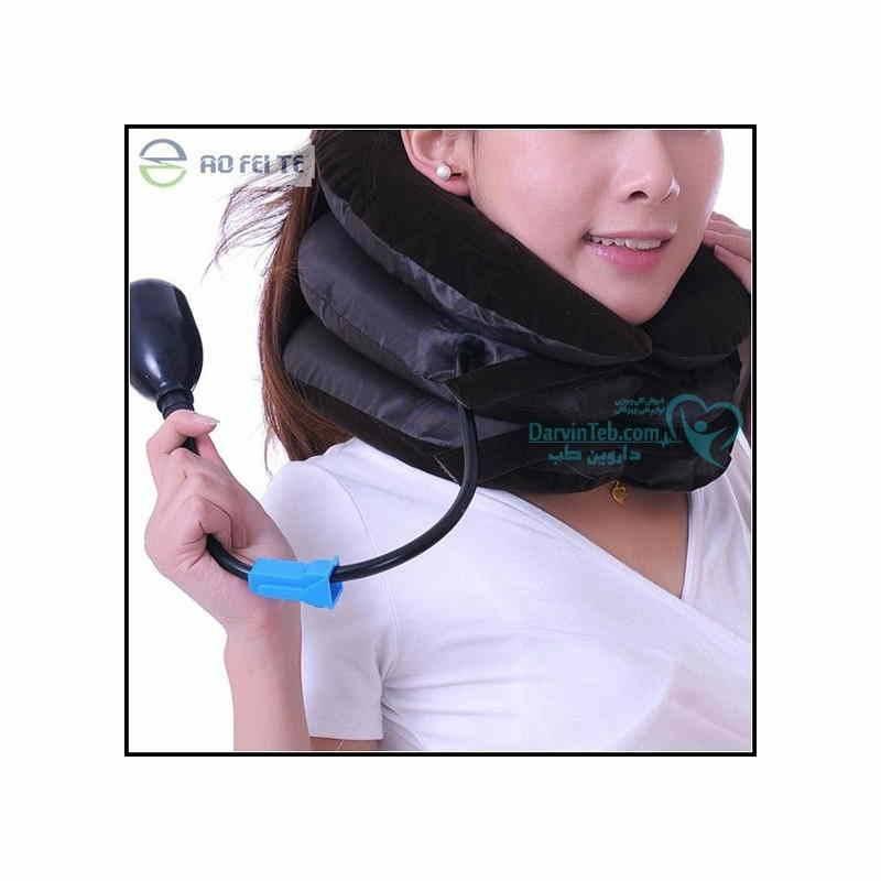 خرید آنلاین تراکشن گردن بادی Air Neck Traction