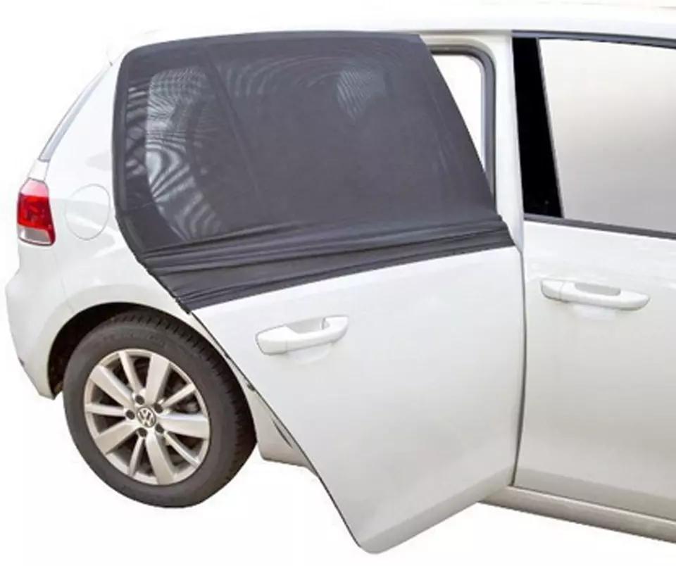 خرید آنلاین آفتابگیر و بادگیر پنجره ماشین 4عددی