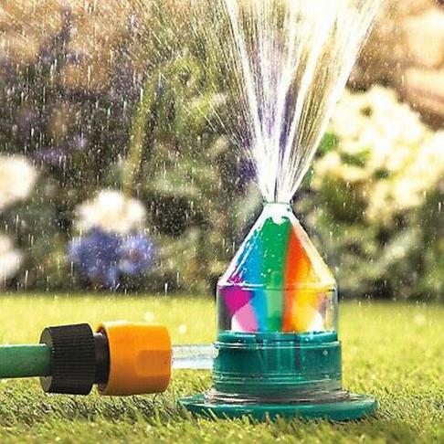 خرید آنلاین آبپاش فواره ای Rainbow Mist