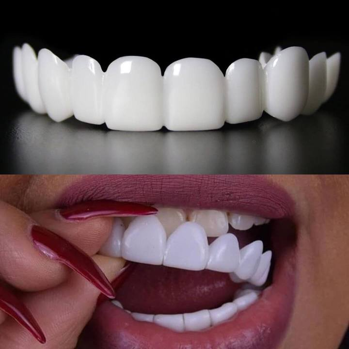 خرید آنلاین لمینت متحرک دندان دو فک