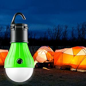 خرید آنلاین لامپ LED اضطراری ضد آب با گیره آویز