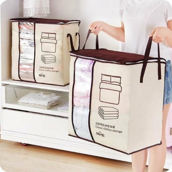 خرید آنلاین بقچه ی پارچه ای لباس