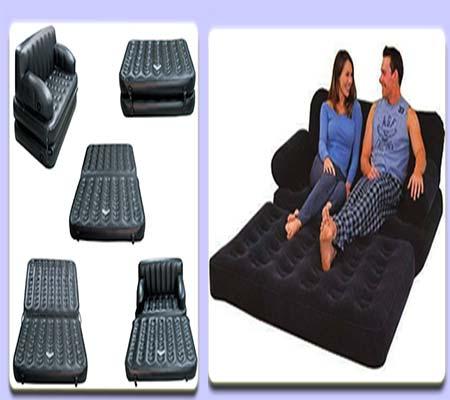 تخت خواب بادی best way comfort