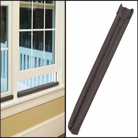 درزگیر پایین درب و پنجره