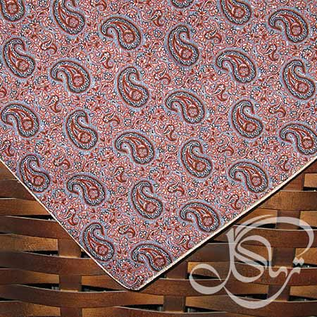 رومیزی سنتی ترمه گل
