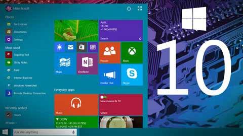 نسخه اورجینال ویندوز 10