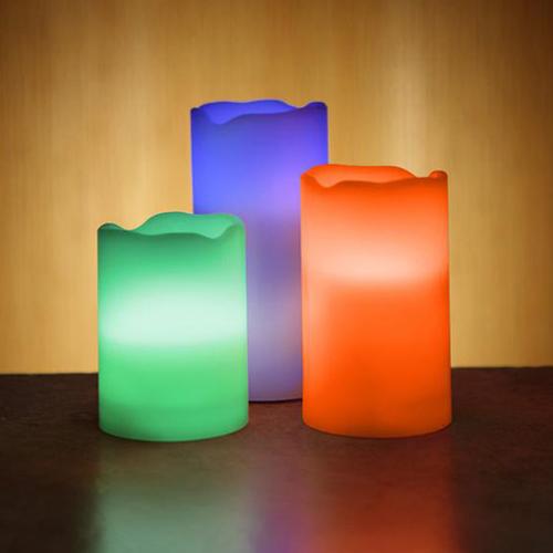 شمع LED لوما کندل