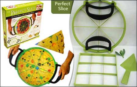 برش زن کیک و پیتزا The perfect slicer