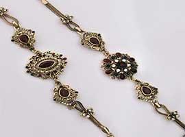 دستبند زنانه قلم کاری