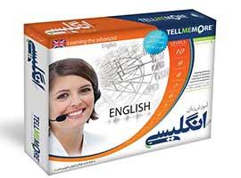 آموزش زبان انگلیسی Tel Me More