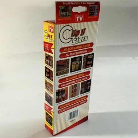 استند کابینتی Clip N Store