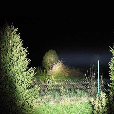 چراغ قوه شکاری پلیس